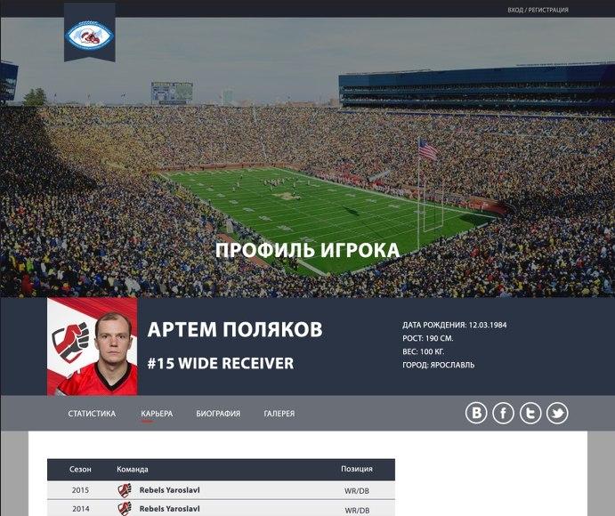 polyakov-profile