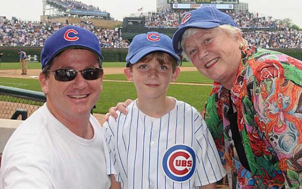 Кэти Колби (справа). Фото: CBS Sports