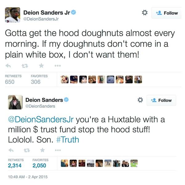 3 Sanders