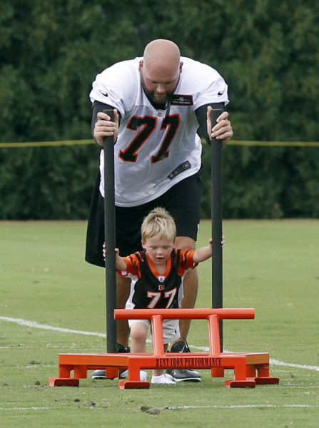 USP NFL: CINCINNATI BENGALS-TRAINING CAMP S FBN USA OH