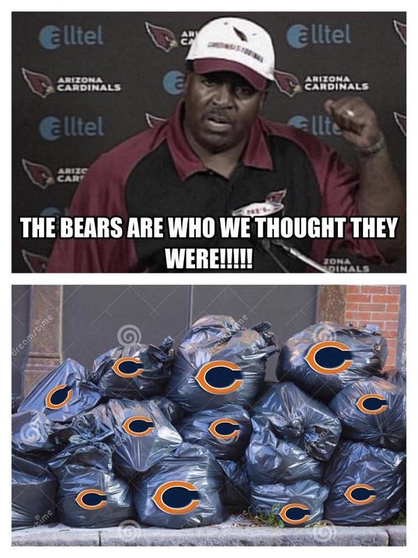 Bears Meme