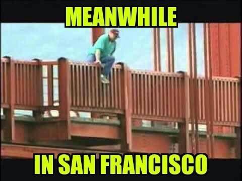 San Francisco meme