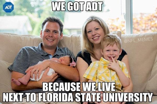Florida State Meme