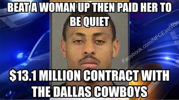 cowboys greg hardy meme