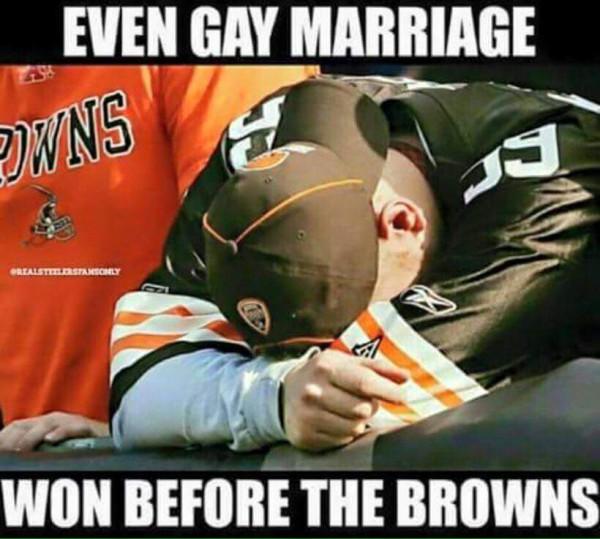 Browns meme