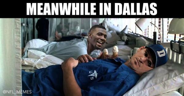 Dez Bryant Tony Romo meme