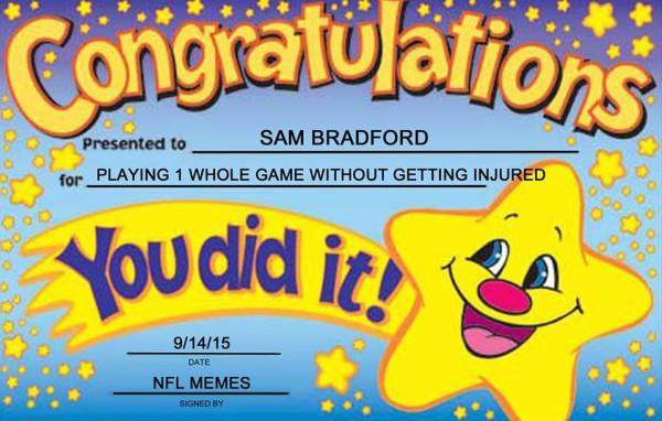 Bradford meme