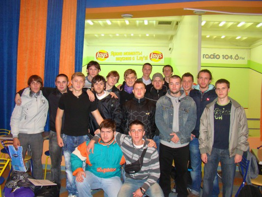 Первое собрание команды (2010)