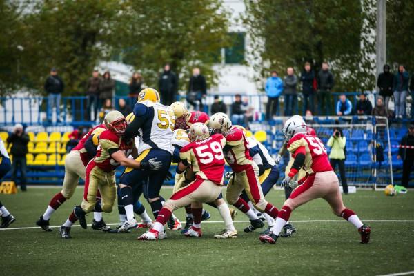 Победа «Зубров» над «Литвинами» в финале 2013