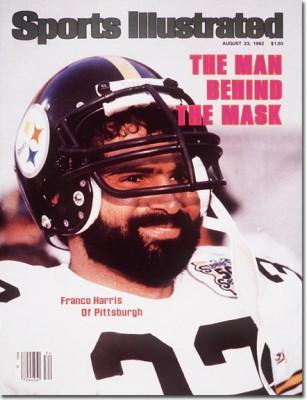 Franco Harris Pittsburgh Steelers August 23, 1982 X 27258 credit: Heinz Kluetmeier - staff