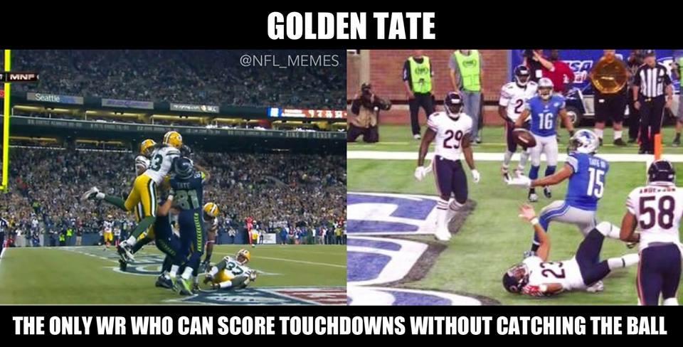 Golden tate