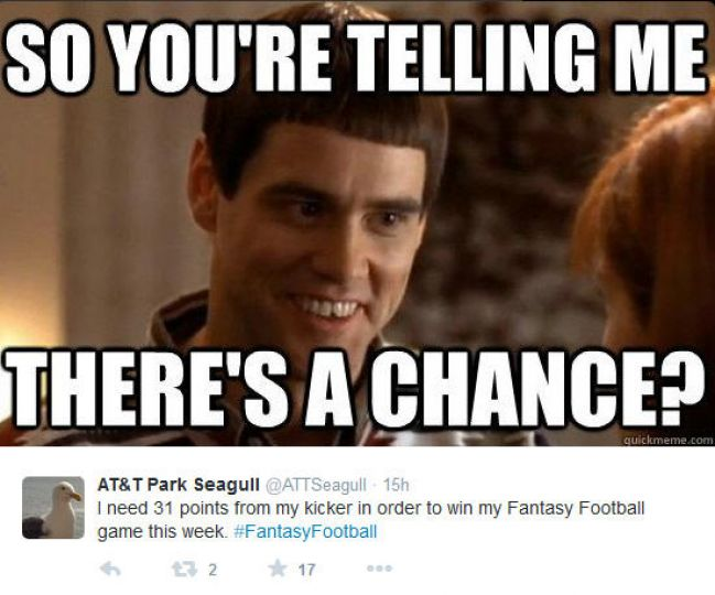 Fantasy Football meme 15