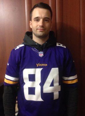 Андрей Настоящий, NFL National