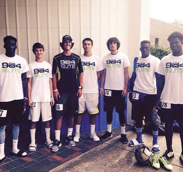 Kids of 904 Elite Football Academy.
