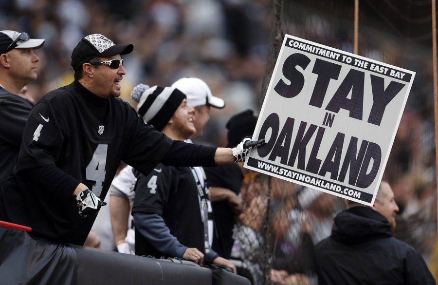 Stay in Oakland