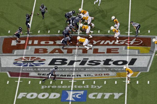 Virginia Tech Tennessee Football