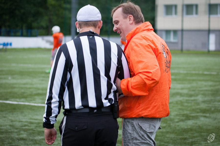Виктор Скпишев и Евгений Чехов